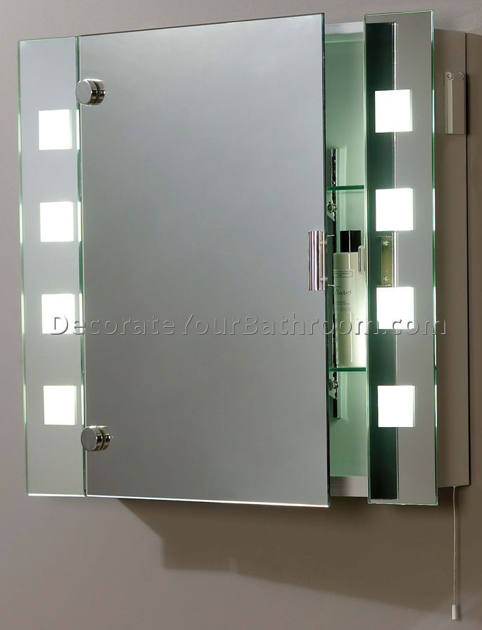 Cool Bathroom Mirror With Lights Check more at https://decorateyourbathroom.com/bathroom-mirror-with-lights/