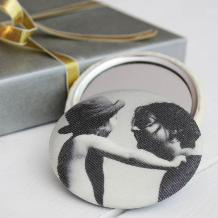 Personalised Mothers Day Photograph Mirror from notonthehighstreet.com