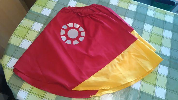 #cirkledress #ironman #skirt