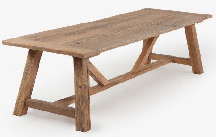tafels hout robuust - Google zoeken