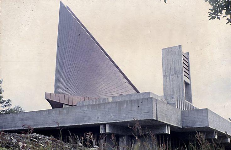 Tore Sveram - Slettebakken kirke