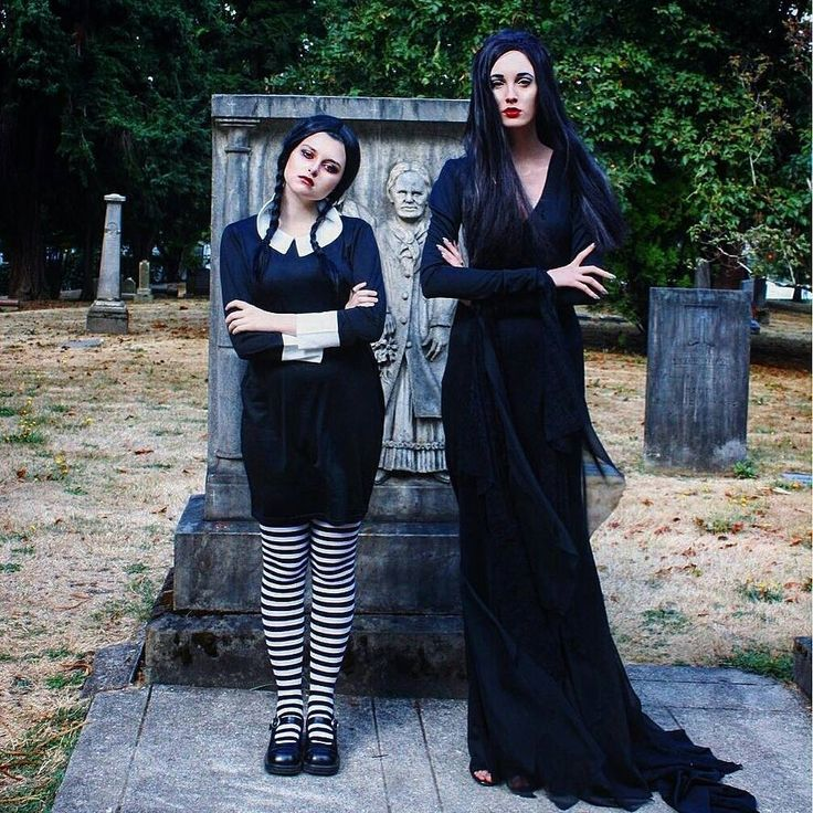 """385 Likes, 1 Comments - @cosplayyay on Instagram: """"ADDAMS!  ° ° ° Yo please show some LOVE and follow super lovely ladies ⭐@mirandacosplay ⭐…"""""""