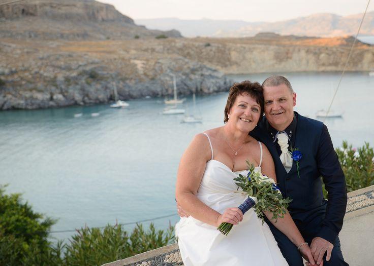 Janette & John - 29 September 2014 - Happily Ever After Weddings