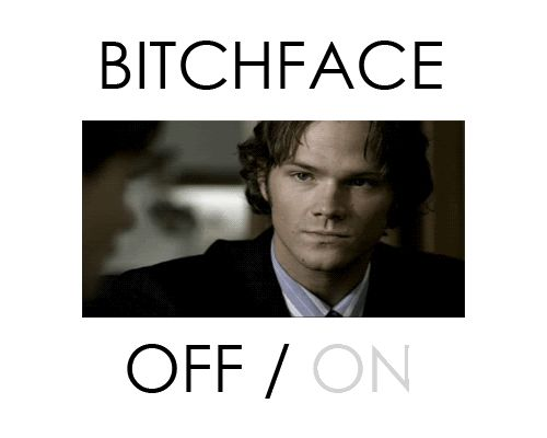 supernatural funny gif | supernatural funny | Tumblr | We Heart It