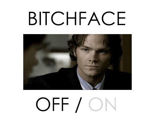 supernatural funny gif   supernatural funny   Tumblr   We Heart It