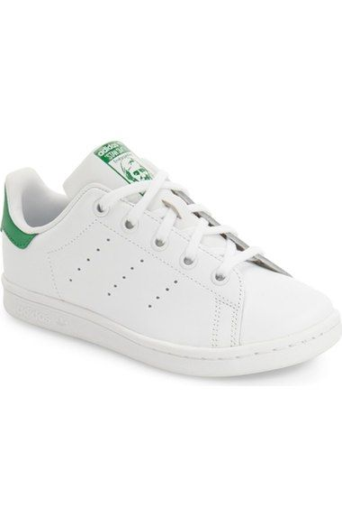 11M adidas Stan Smith Foundation Sneaker (Toddler & Little Kid) available at #Nordstrom