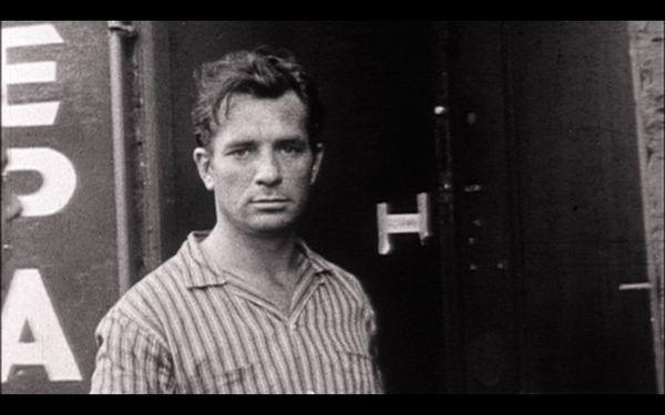 """""""Esqueçam-se do bonitão, gostoso e boa pinta Jack Kerouac dos anos 1940 e 50. Em 1963, Kerouac já havia se tornado um homem inchado, completamente ranzinza e estava começando a perder os seus cabelos. O grande herói das estradas americanas só conseguia se locomover por apenas uma estrada: a que ligava a casa de sua mãe, em Lowell (sua cidade natal) até o bar em que ele costumava frequentar."""""""