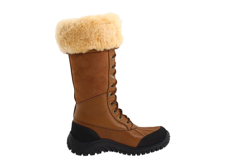 UGG Adirondack Tall Women's Cold Weather Boots Otter