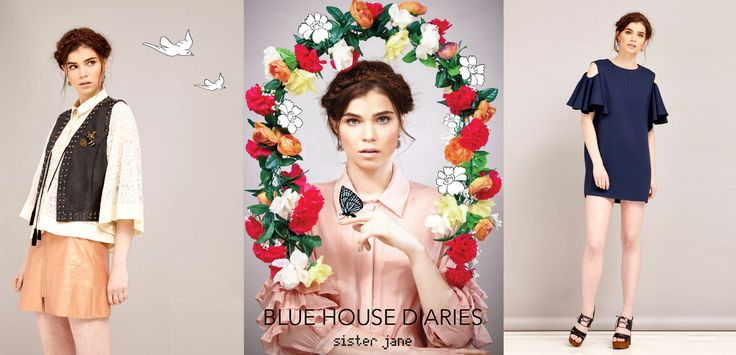 Blue House Diaries collection