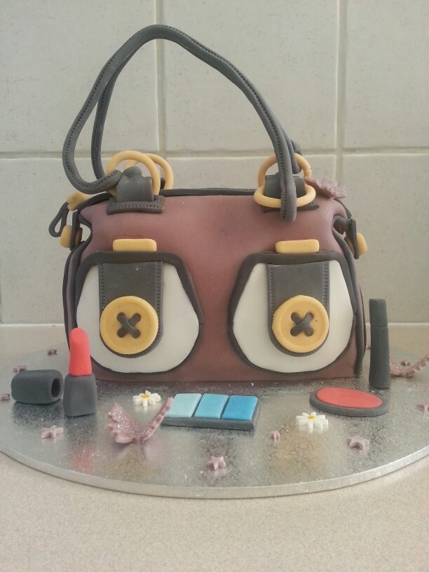 Mimco handbag cake - Emma's 25th
