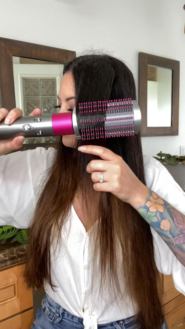 Dyson Airwrap Complete StylerFor Multiple Hair Types and