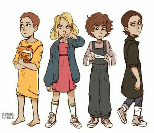 Eleven through the ages