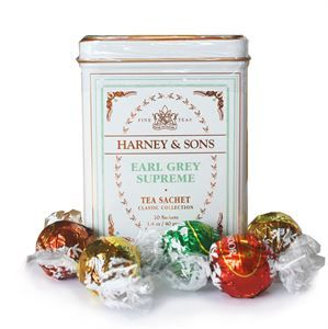 Alcohol-Free Gifts • Harney  Sons Tea and Chocolates | http://www.flyingflowers.co.nz/harney-sons-tea-and-chocolates