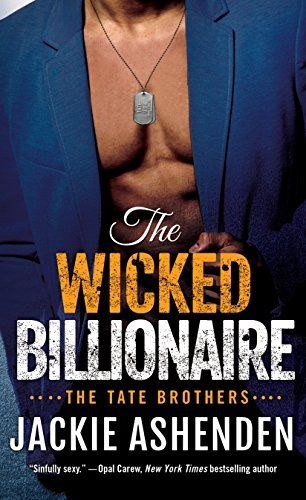 Today I'm giving away a print copy of The Wicked Billionaire by Jackie Ashenden to one lucky commenter. Entering is as easy as leaving a comment. Winner will be listed here this week. Good luck! **…