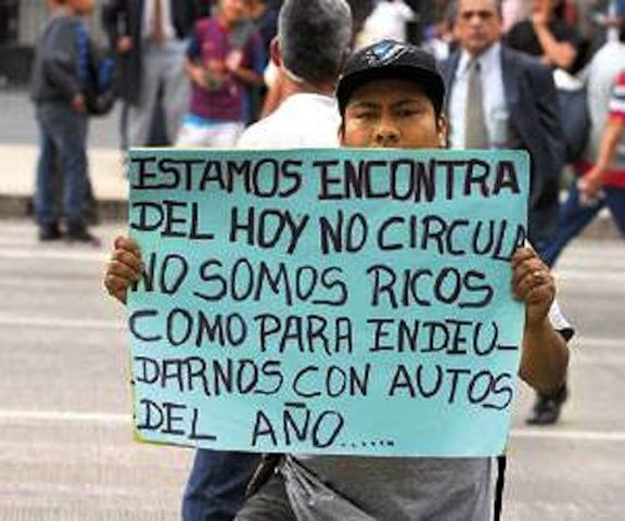 Dos mil 174 las demandas contra el Hoy No Circula: CJF - http://notimundo.com.mx/mexico/dos-mil-174-las-demandas-contra-el-hoy-no-circula-cjf/12187