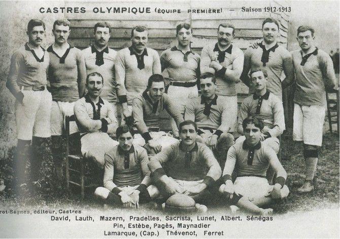 Historique | Castres Olympique