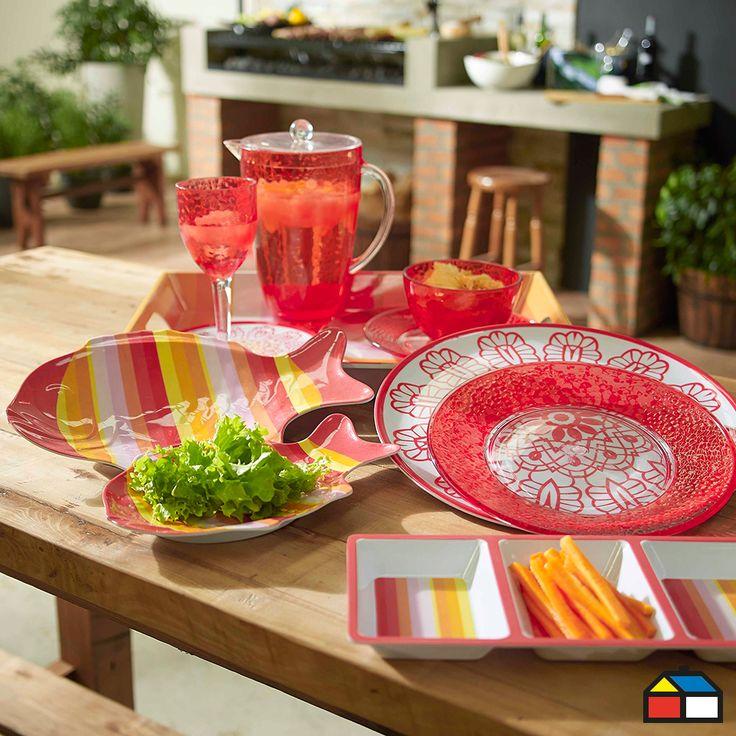 Colores a tu mesa!