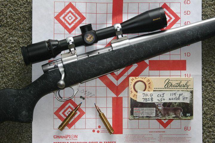 No Debate: Weatherby .257 Delivers Solid Accuracy, Power For Deer on http://www.deeranddeerhunting.com