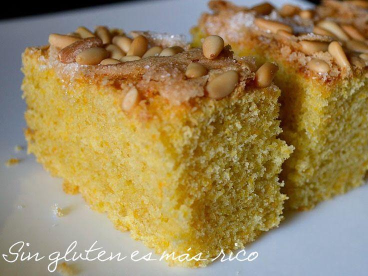 Sin gluten es más rico: Bizcocho de calabaza y AOVE (sin gluten, sin lacto...