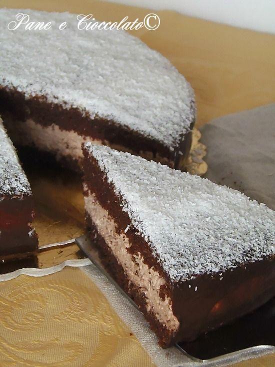 Torta Brasiliana ricetta alla panna e cocco