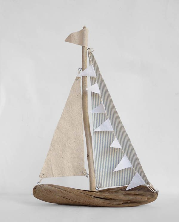 how to build a sailboat for a school project