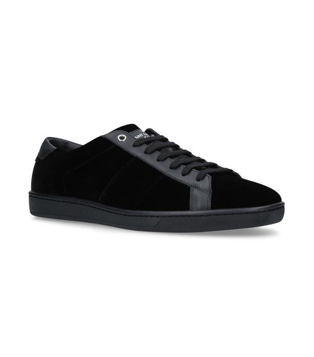 Velvet sneakers, Mens shoes online