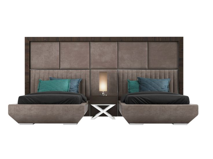 Single Bed With Upholstered Headboard KIMERA TWIN Kimera Collection By Capital Atmosphera