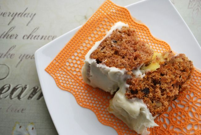 "Passion 4 baking  ""American Carrot Cake"