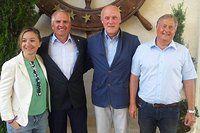 Elezione di Club5 - Ski Classic. Eletta vice presidente insieme a Srecko Medven (SLO - presidente), Peter Fischer (GER - vice presidente) e Peter Willen (SUI - vice presidente).