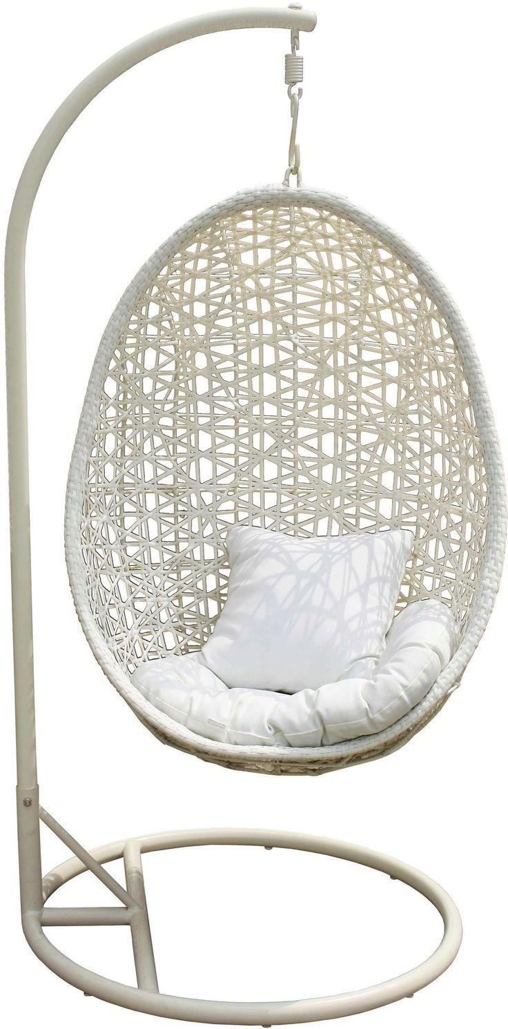 h ngesessel mit gestell ikea badezimmer schlafzimmer. Black Bedroom Furniture Sets. Home Design Ideas