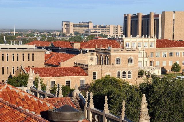 Texas Tech University - Lubbock Texas