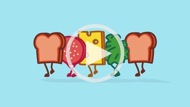 Met deze 8 vrolijke animatiefilmpjes start je een fijne babbel tussen ouder en kind. (Klasse voor ouders).