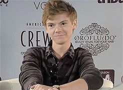 Thomas Brodie-Sangster - playing Newt in the movie (2) Tumblr