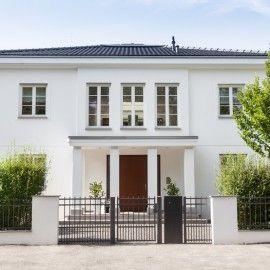17 best images about fassaden ideen on pinterest villas. Black Bedroom Furniture Sets. Home Design Ideas