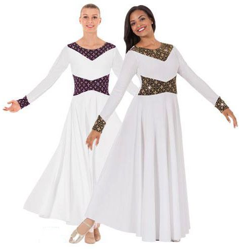 eurotard 43866 royalty dance dress