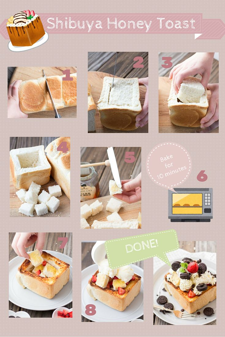 Shibuya Honey Toast                                                                                                                                                                                 More