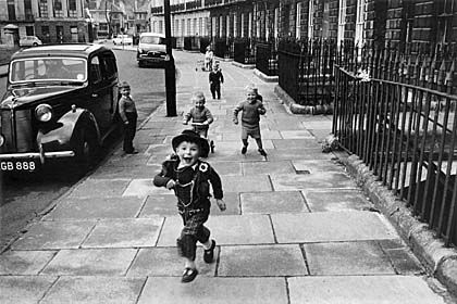 Roger Mayne at Victoria Art Gallery Bath