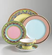 Bohemian Vintage Dinnerware Table Matters Useful