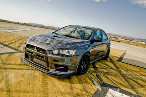 Charming Mitsubishi Evo MR. What A Mean Looking Car. Absolutely Gorgeous.
