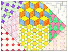 Tessellation WebQuest for Gifted and Talented