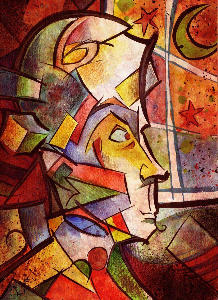 +Joan Miro+ by Yo-tan on DeviantArt