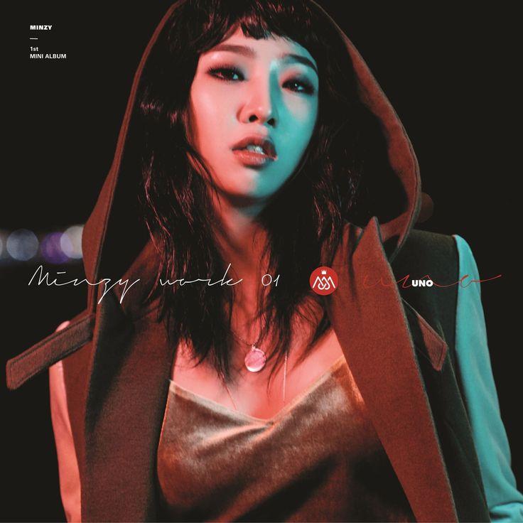 MINZY – MINZY WORK 01 UNO (2017.04.17)