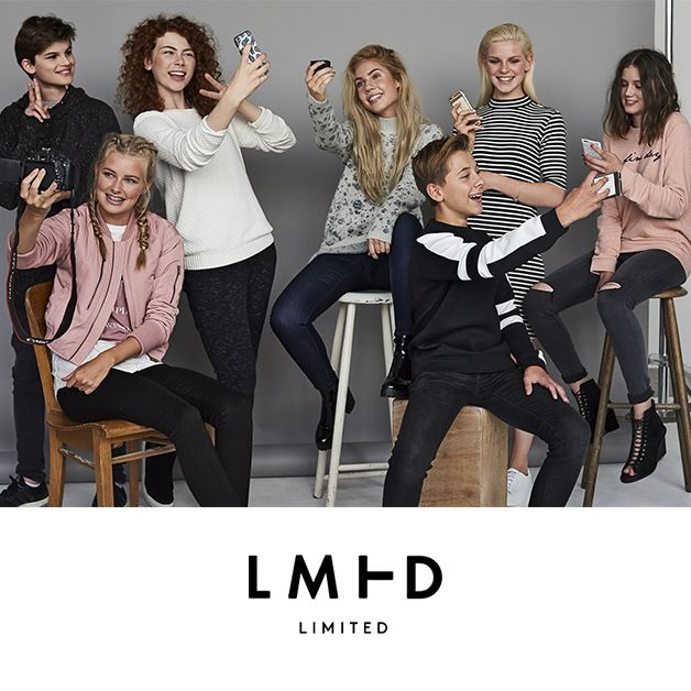 The trend-forward fashion brand for the next generation of trendsetters. The tweens and teens around 10-16 years