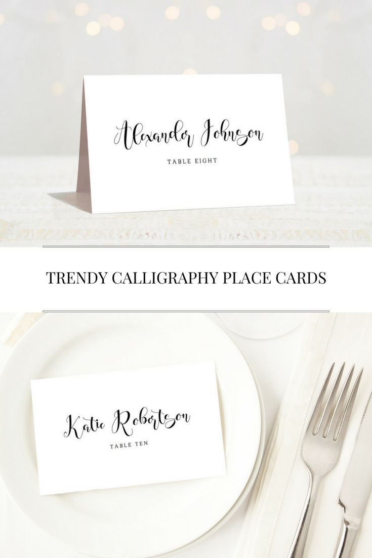 87 best Wedding Place Cards DIY images on Pinterest | Centrepieces ...