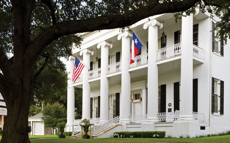 A Visit with Texas First Lady Cecilia Abbott: Texas Governor's Mansion