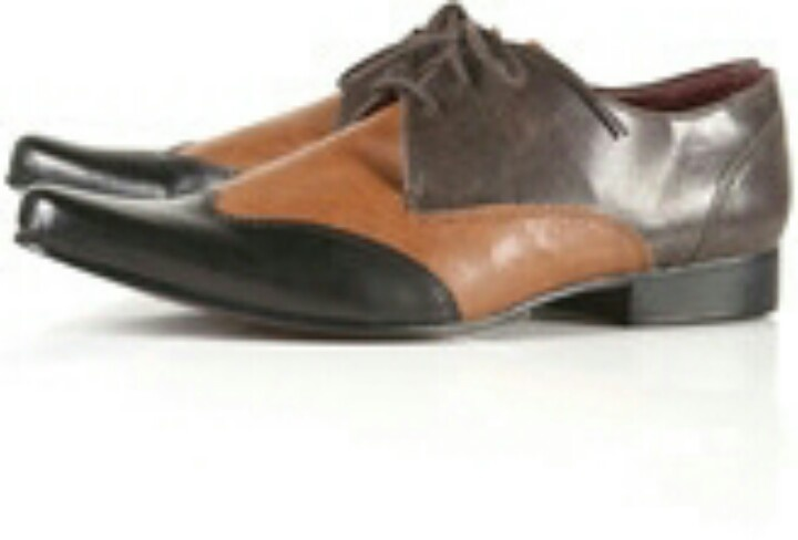 """""""Ronson"""" Two Tone Loafer"""