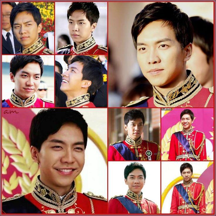 Lee Sueng Gi ,in kings 2 heart