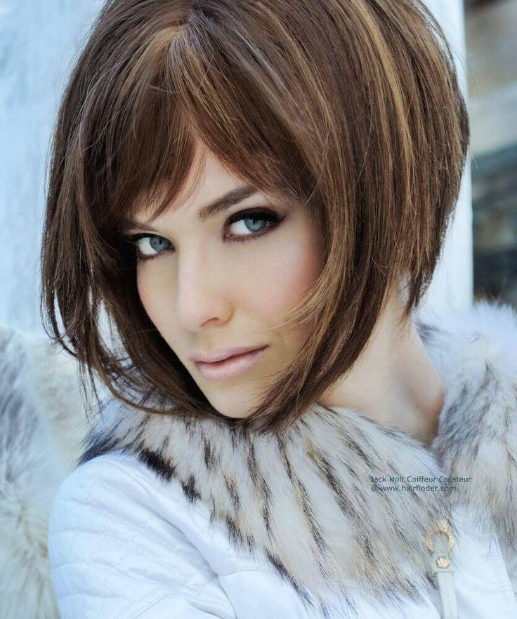 Cortes de cabello para mujeres maduras 8