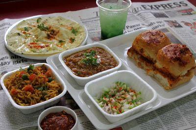 Ribbon's to Pasta's: Mumbai Beach Food