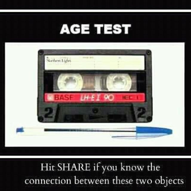 Agetest... ;)